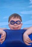 Boy Swimming Royalty Free Stock Image