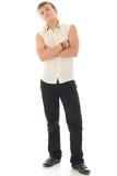 boy tecktonik στοκ εικόνα με δικαίωμα ελεύθερης χρήσης