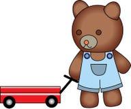 Boy Teddy Bear Royalty Free Stock Photo