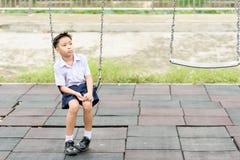 Boy in uniform Royalty Free Stock Photo