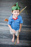 Boy on vacation Royalty Free Stock Images