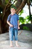 Boy on vacation Royalty Free Stock Photos