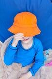 Boy at vacation Stock Image