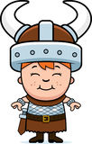 Boy Viking Royalty Free Stock Image
