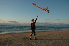 Free Boy With Kite Stock Photo - 1533660