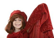 Boy in wizard costume Stock Photos