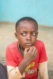 Boy in Zambia Stock Photos