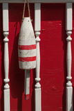Boya de la langosta Imagen de archivo