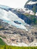 Boyabreen Glacier in Norway Royalty Free Stock Photos
