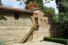 Boyana Church. (Boyanska Tsarkva) - medieval Bulgarian Orthodox church situated on the outskirts of Sofia, the capital of Bulgaria, in the Boyana quarter Stock Photo