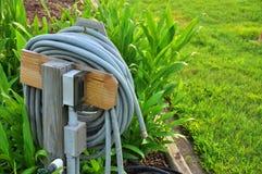 Boyau de jardin Photos stock
