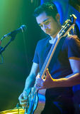Boyce Avenue @Hard Rock Cafe Bali Stock Image