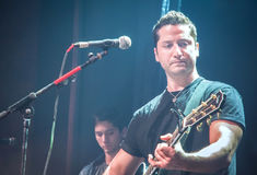Boyce Avenue @Hard Rock Cafe Bali Stock Photos