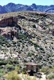 Boyce Thompson Arboretum State Park, superior, Estados Unidos do Arizona Imagens de Stock Royalty Free