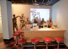 Free Boycott Exhibit Inside The National Civil Rights Museum At The Lorraine Motel Royalty Free Stock Photos - 54228158