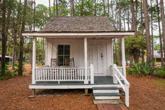 Boyer Cottage in the Pinellas County Heritage Village Royalty Free Stock Image