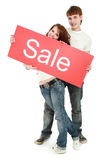 Boyfriend ans sale Royalty Free Stock Images