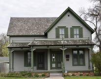 Boyhood een Huis van Sinclair Lewis stock foto's