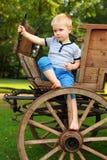 Boyhood Geheugen royalty-vrije stock afbeeldingen