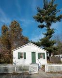 Boyhood Home of Carl Sandburg Royalty Free Stock Images