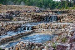 Boykin salta cachoeiras Imagens de Stock