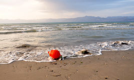 Boyko przy morzem Zdjęcie Stock