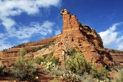 Boynton Canyon Vista Royalty Free Stock Photos
