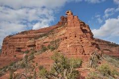 Boynton Canyon Vista Sedona. Beautiful scenic boynton canyon vista near sedona arizona Stock Images