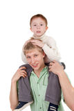 Boys Royalty Free Stock Photo