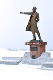 Boys be ambitious!. Famous statue of William Clark with message Boys Be Ambitious in Sapporo Japan royalty free stock images