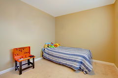 Boys bedroom Stock Photo