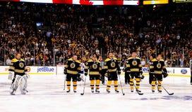 Boys of Boston Royalty Free Stock Photo