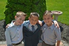 Boys, Children, Daylight stock photography