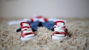 Boys Clothes Stock Image