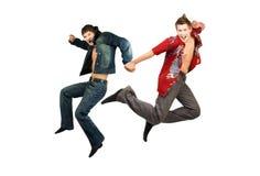 boys crazy Στοκ φωτογραφία με δικαίωμα ελεύθερης χρήσης
