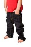 Boys emotion Royalty Free Stock Photography