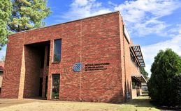 Boys and Girls Club of Memphis Building Stock Photo