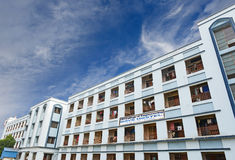Boys Hostel Royalty Free Stock Photography
