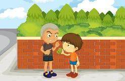 Boys stock illustration