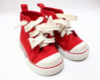 Boys Shoes Royalty Free Stock Images