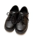 Boys shoes Royalty Free Stock Photos