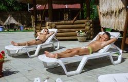 Free Boys Taking A Break Stock Photo - 59816890