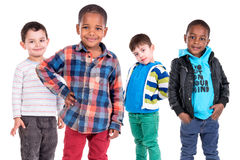 Boys Royalty Free Stock Images