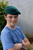 Boyscout Stock Photo