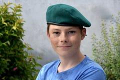 Boyscout Stock Image