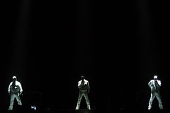 Boyz ΙΙ συναυλία ατόμων στο Μόντρεαλ Στοκ Εικόνες