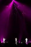 Boyz II mężczyzna koncert w Montreal Zdjęcie Stock