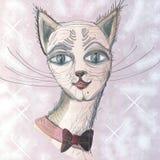 Bozal cat.4 ilustración del vector