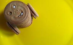 Boze koekjes Royalty-vrije Stock Foto
