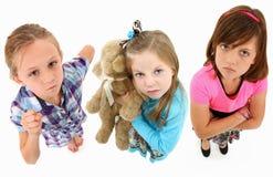 Boze Meisjes Royalty-vrije Stock Foto
